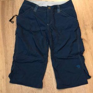 Mountain Hardwear long hiking shorts